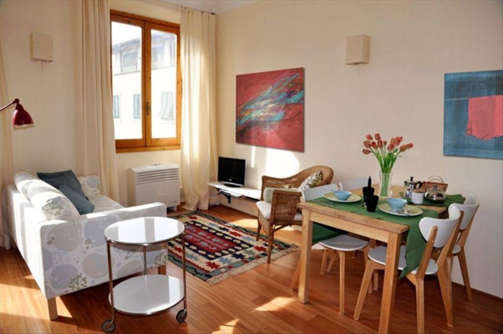 Atractivo alojamiento en Florencia con  Internet