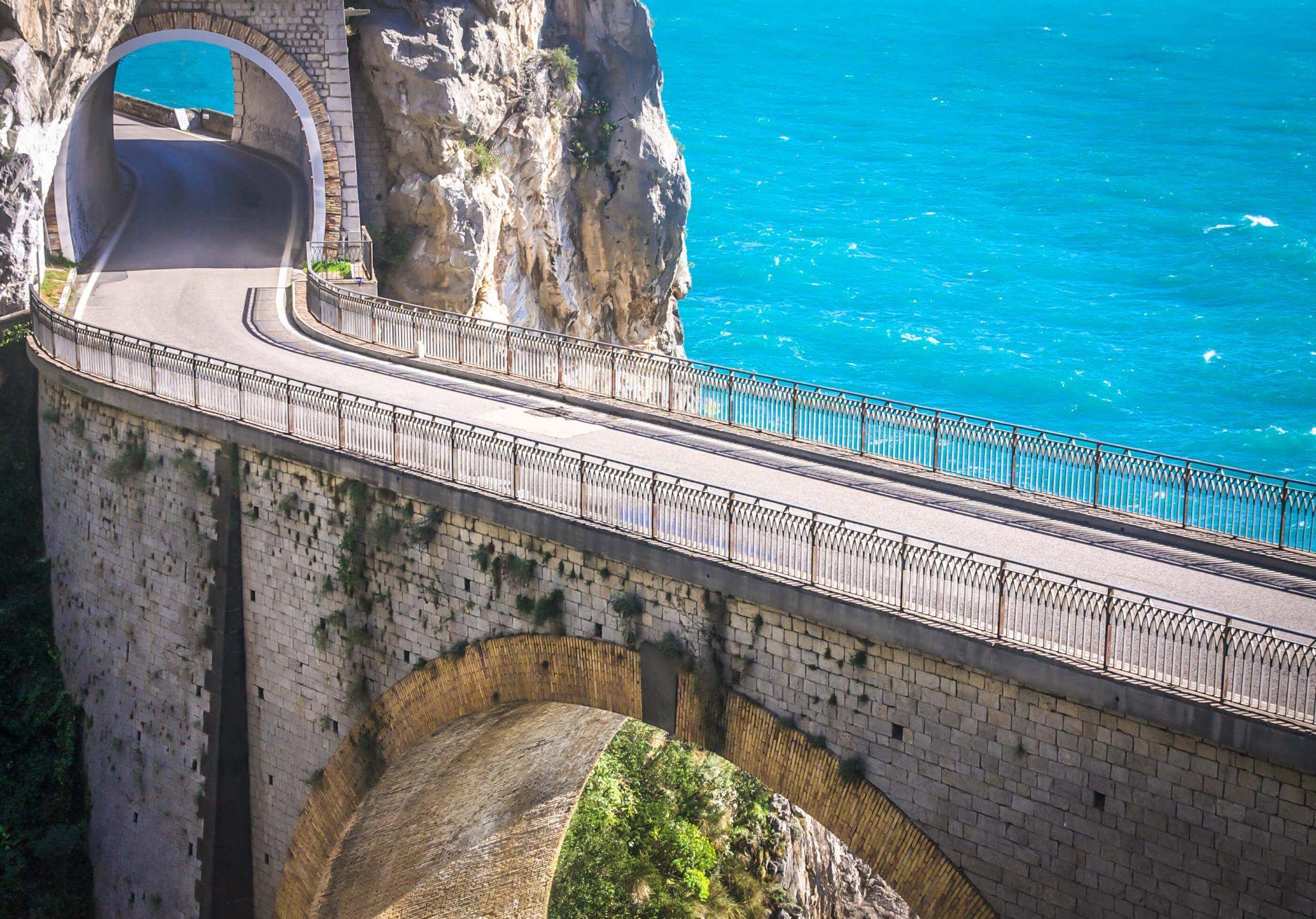 Ruta costa Amalfitana