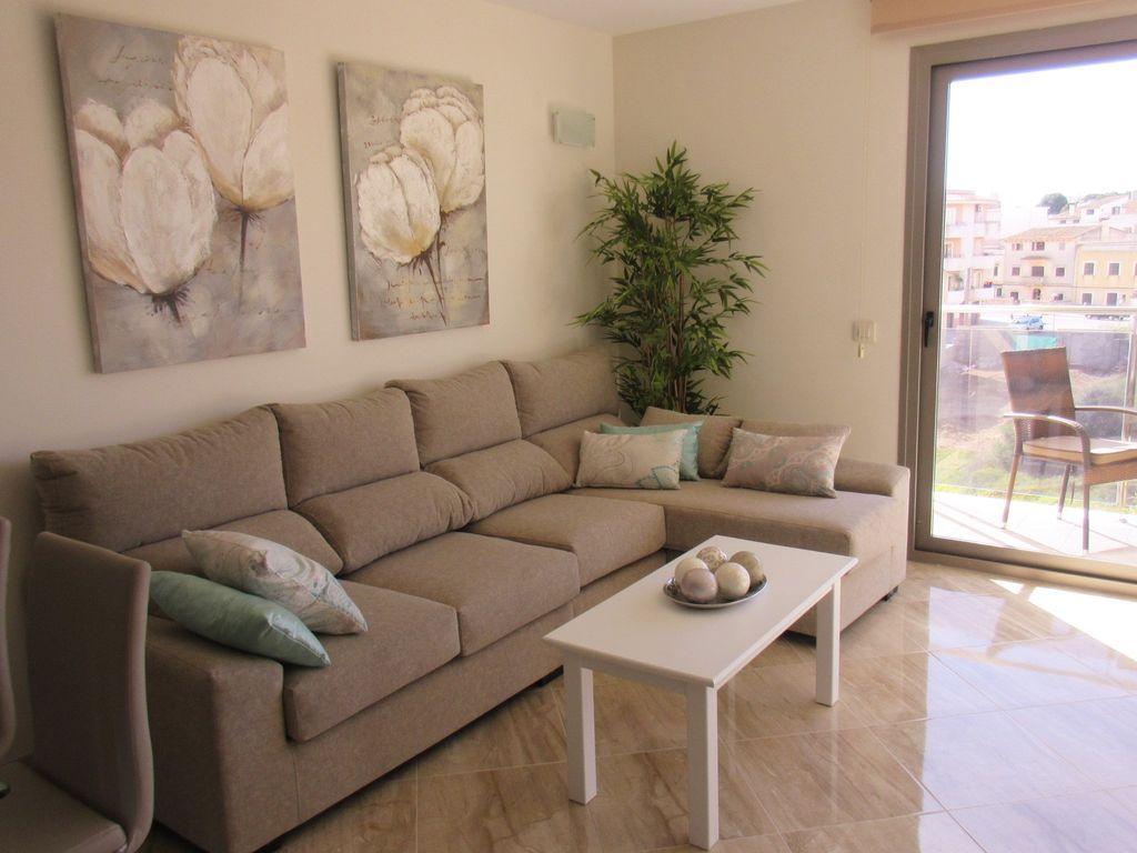 Apartment for 5 guests in Porto cristo