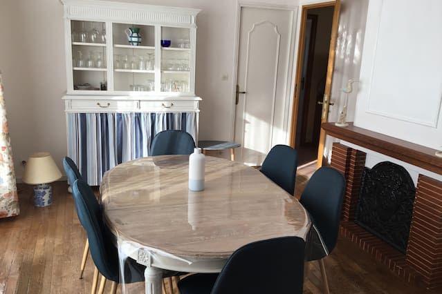 Equipado alojamiento de 70 m²