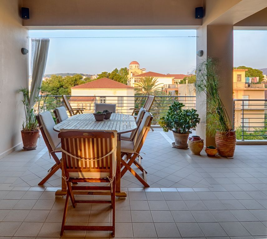 Casa vacanze per 6 ospiti a Χανιά