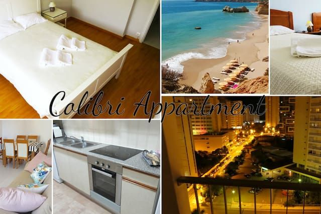 Holiday rental in Portimão with 1 room