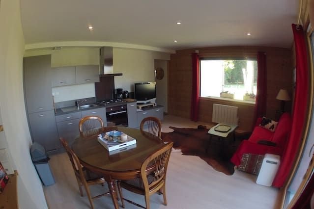 2 rooms in Chalet 35m² in Annecy