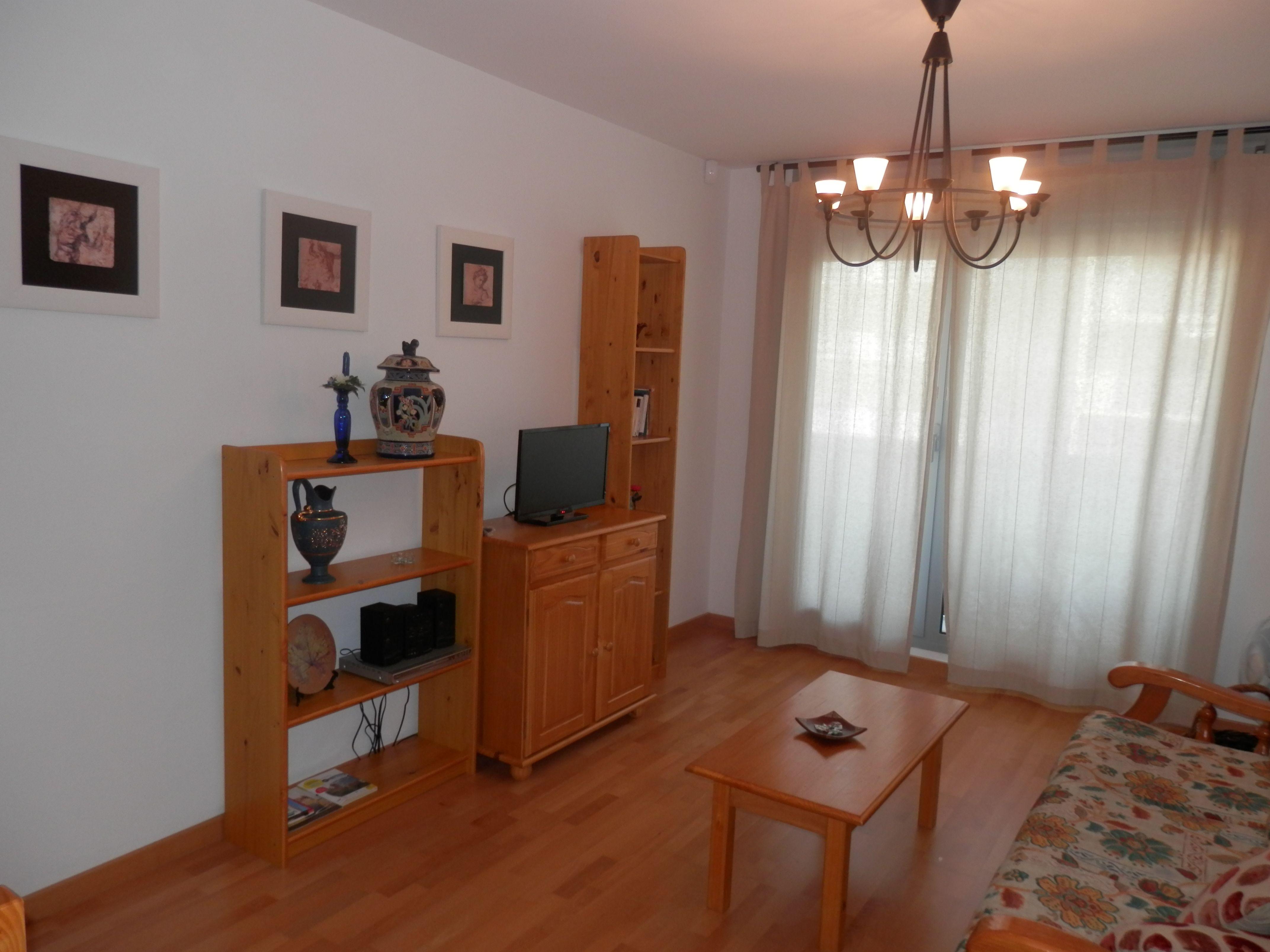 Idílico piso de 2 dormitorios en Huesca