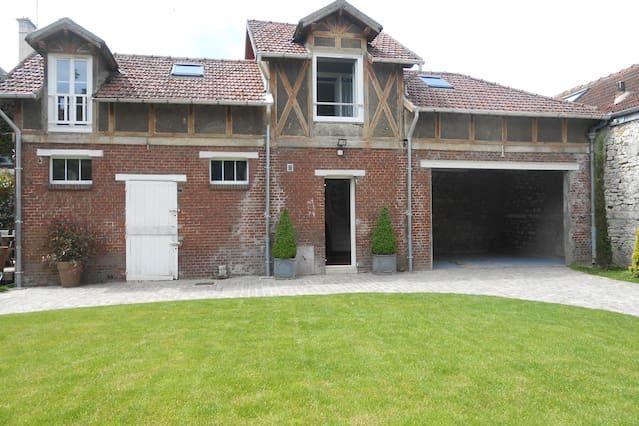 Residencia en Senlis con parking incluído