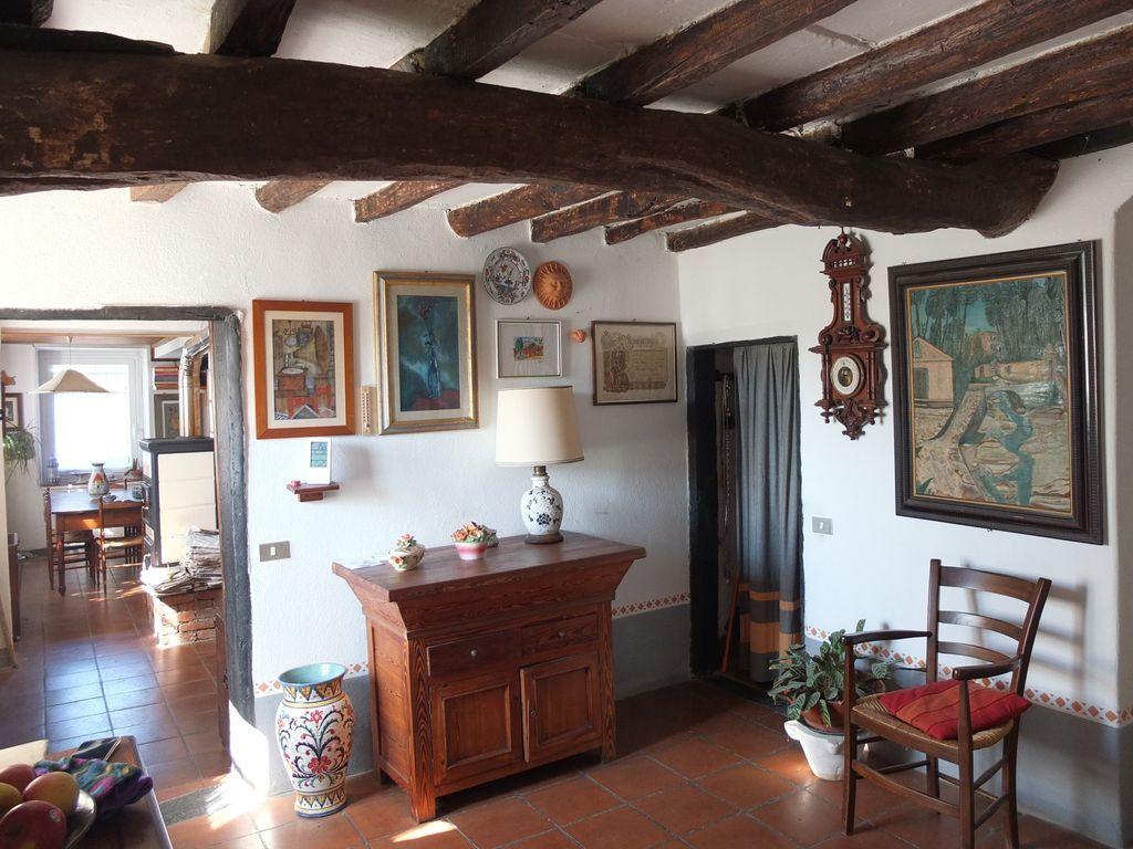 Residencia para 6 huéspedes en Cogorno
