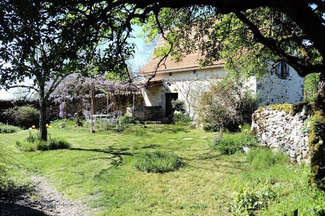 Equipada residencia en Salvagnac-cajarc