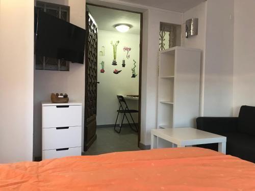 Interesante piso de 1 habitación