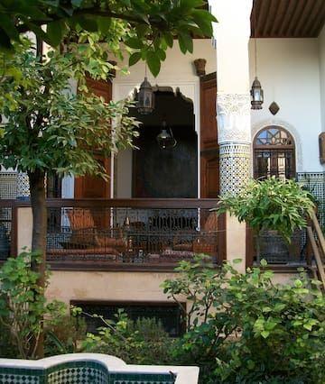 Vivienda acogedora en Fez