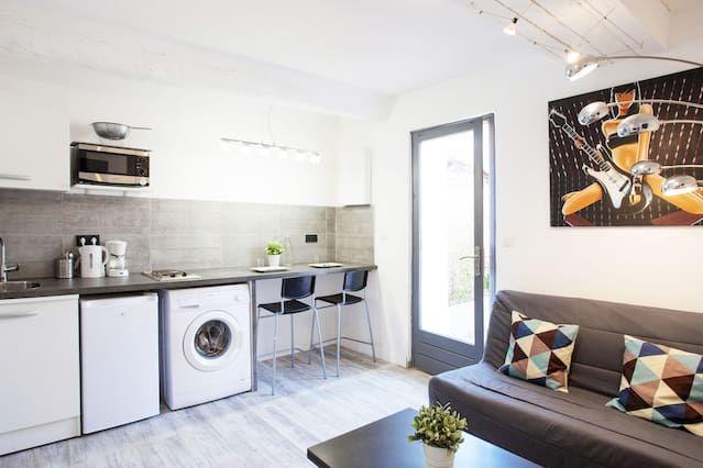 Apartamento de 1 habitación en Tolón