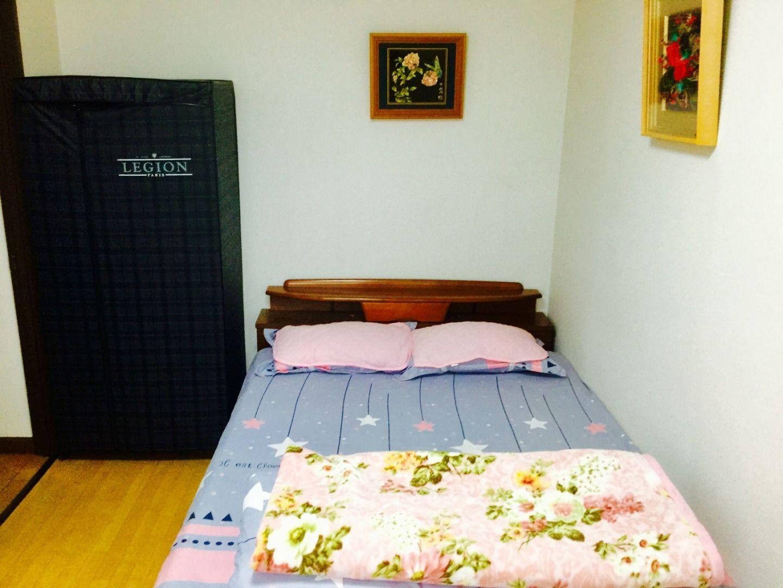 Hogareña casa de 3 habitaciones