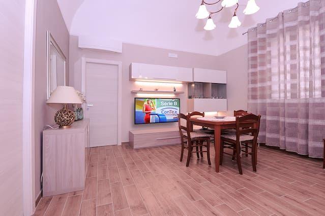 Alojamiento de 65 m² con balcón