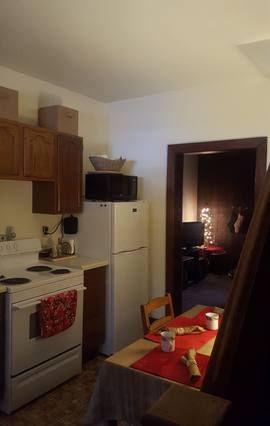 Alojamiento de 2 habitaciones con desayuno incluído