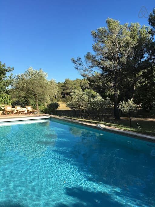 Casa con piscina para 8 huéspedes