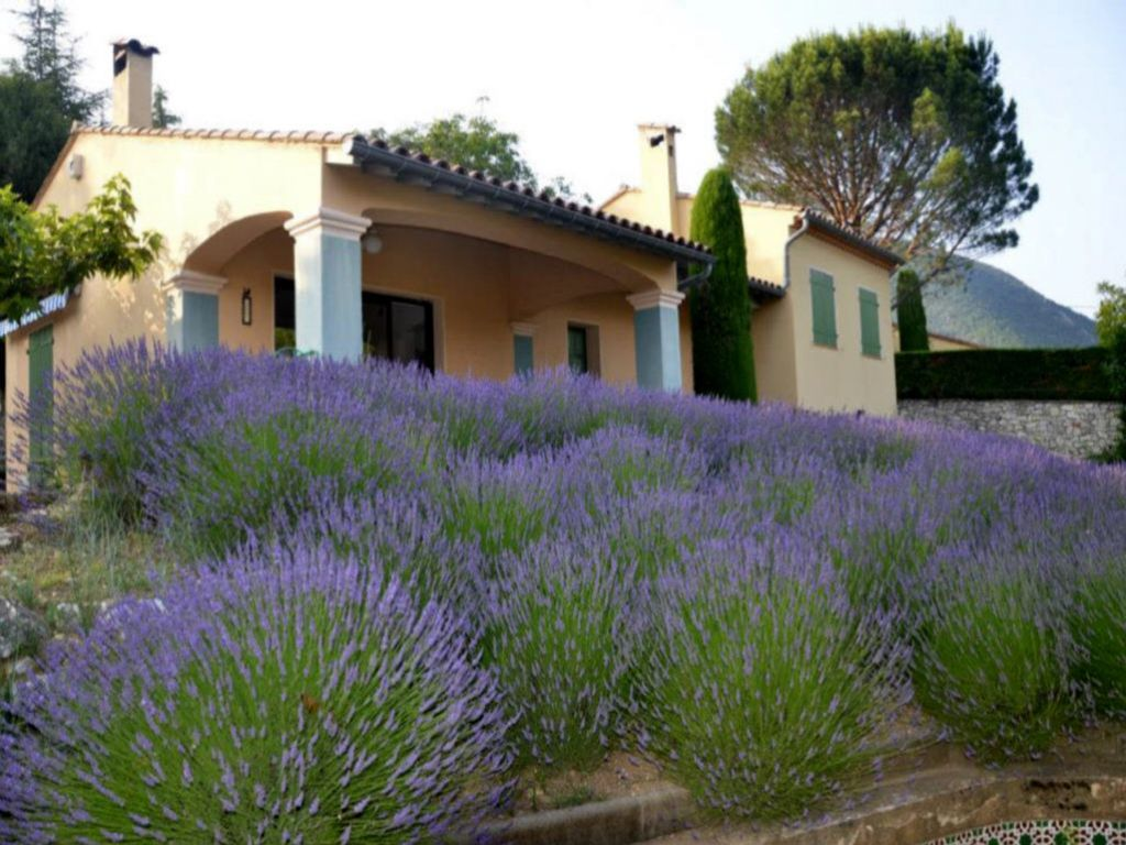 Feel Home Villa in Dieulefit (Drome Provencale)