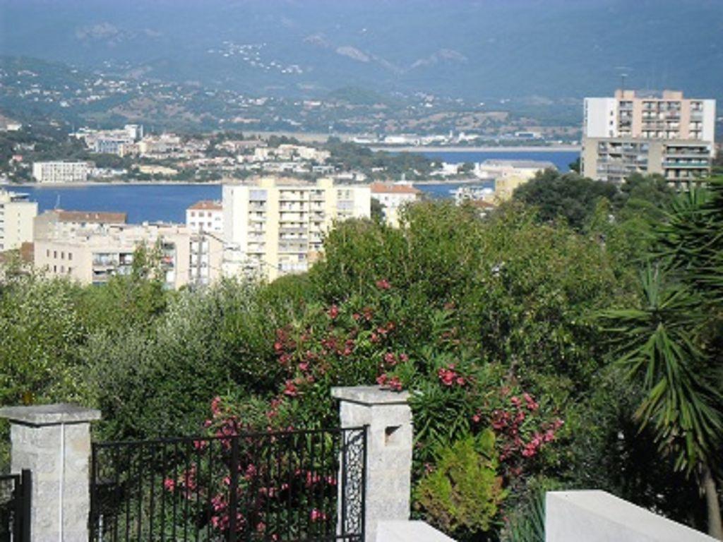 Provisto alojamiento en Ajaccio