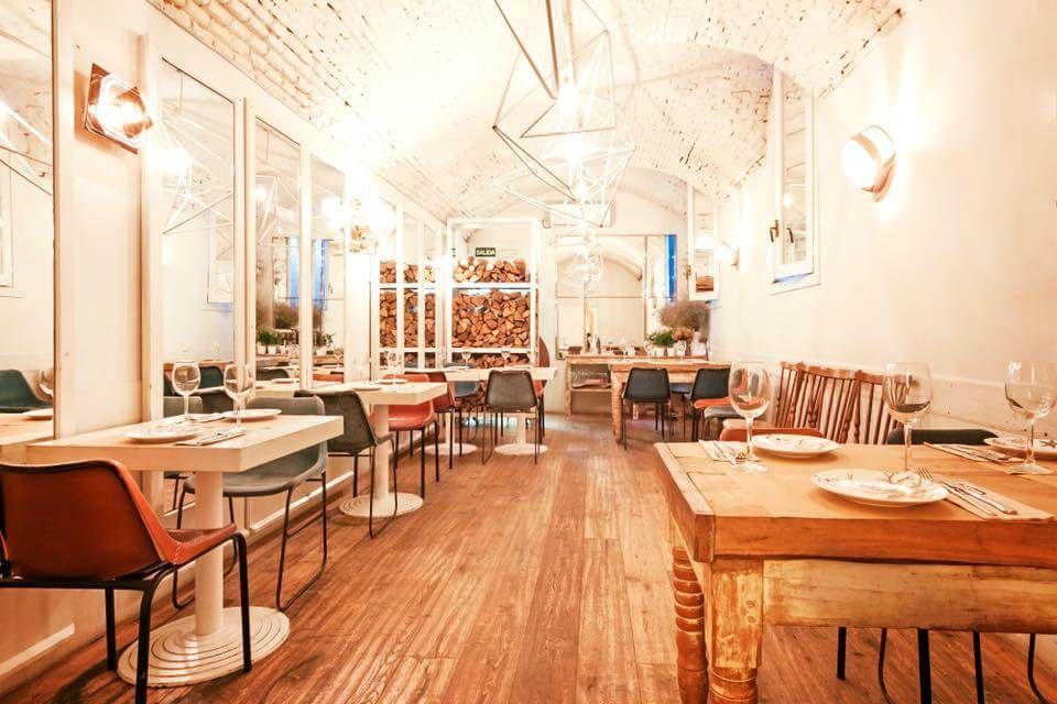 Restaurante Dray Martina en Madrid