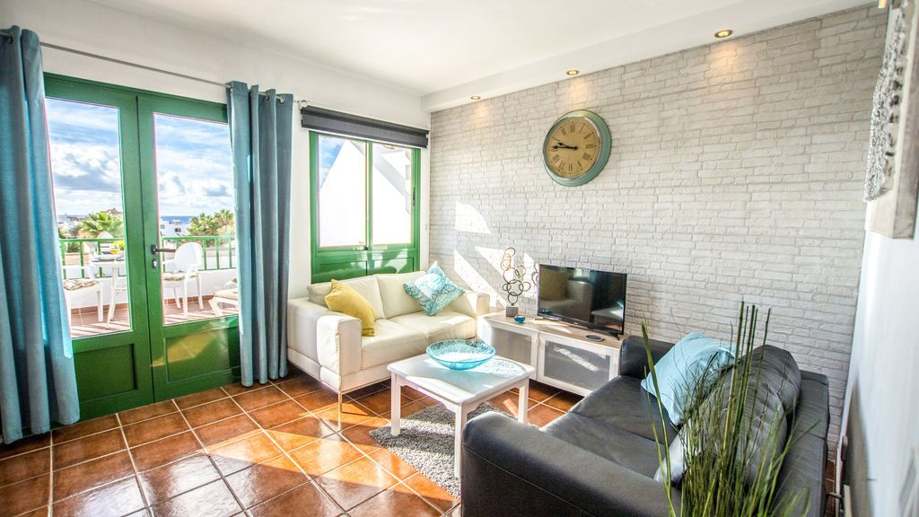 Fitted holiday rental for 2 people