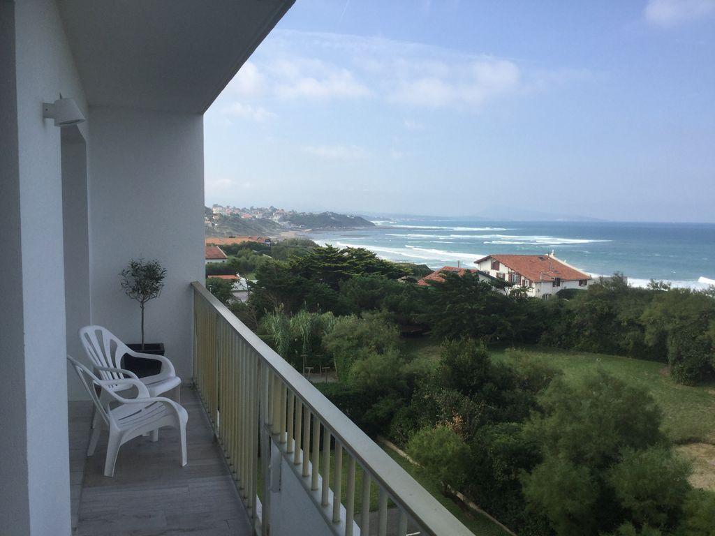 Alojamiento con balcón de 45 m²