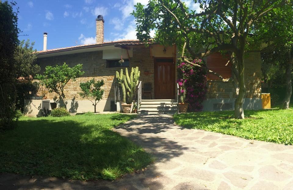 Casa con jardín en Castiglione della pescaia