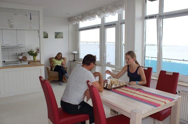 Apartment mit 2 Zimmern und Wi-Fi