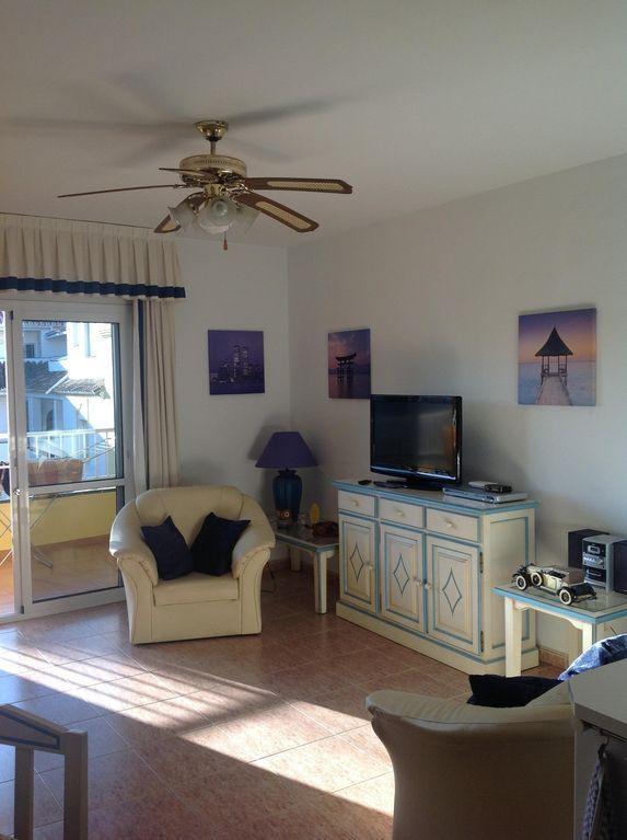Apartamento en Costa del sol de 90 metros
