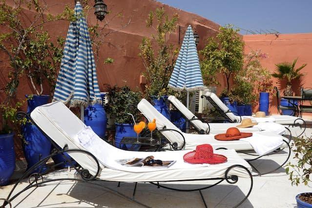 Traditional riad in Marrakech medina - Trip Advisor Winner 2013
