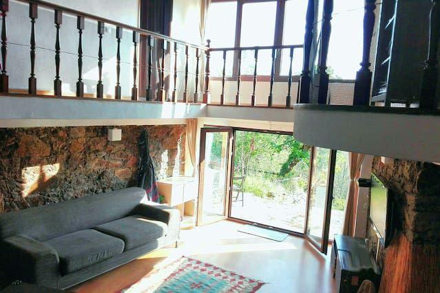 Residencia en Gondramaz de 1 habitación