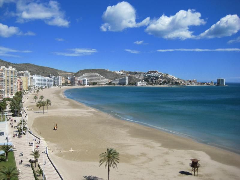 Apartment homely in Cullera