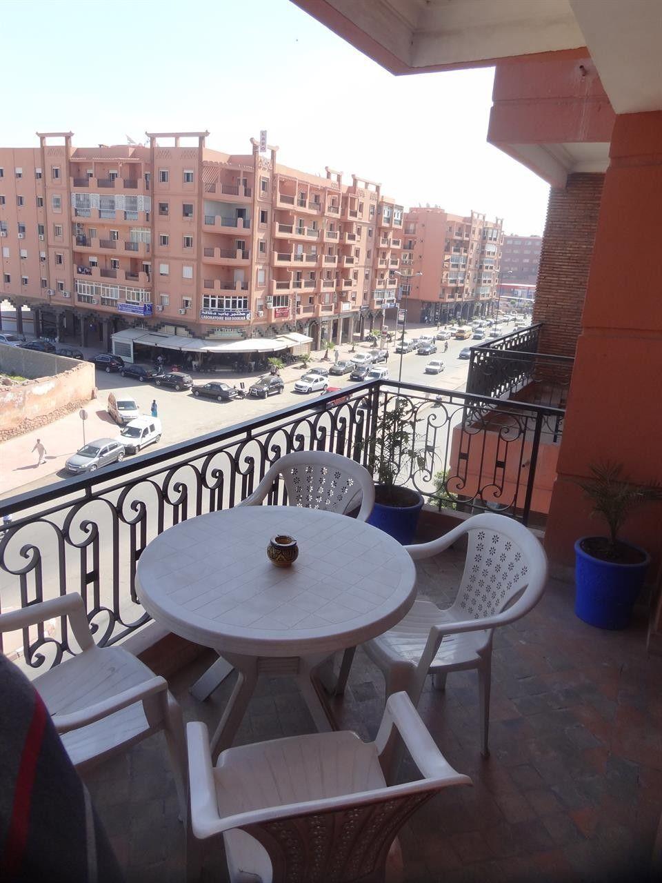 Vivienda en Marrakesh de 2 habitaciones