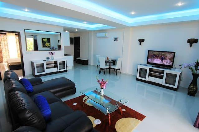 Estupendo apartamento en Koh chang tai