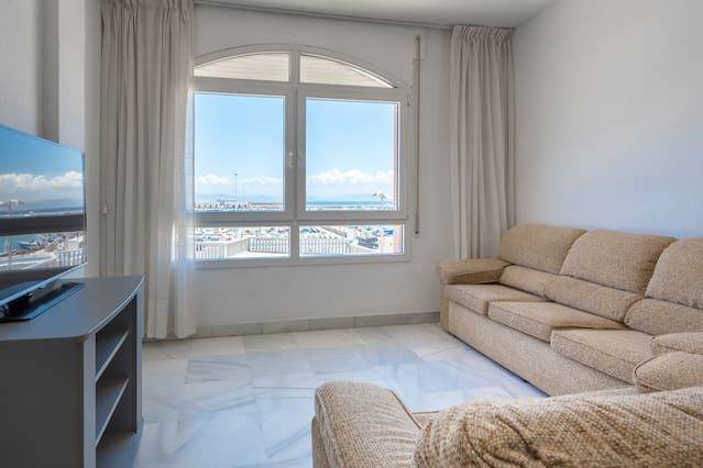 Atractivo piso turístico en Tarifa con AC y Parking