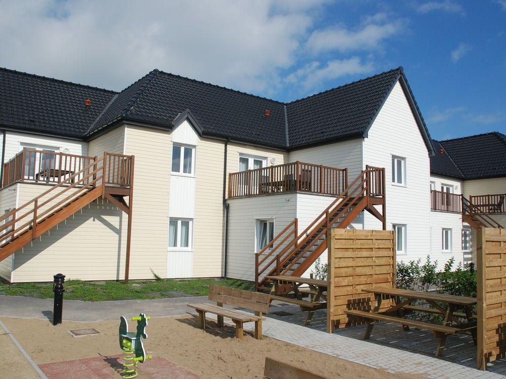 Apartamento con balcón para 6 personas