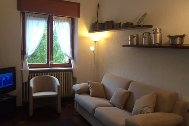 2-room apartment recently renovated