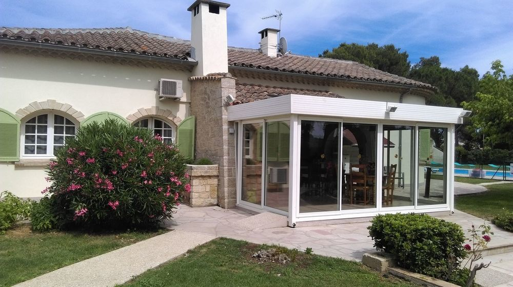 Residencia con vistas en Montpellier