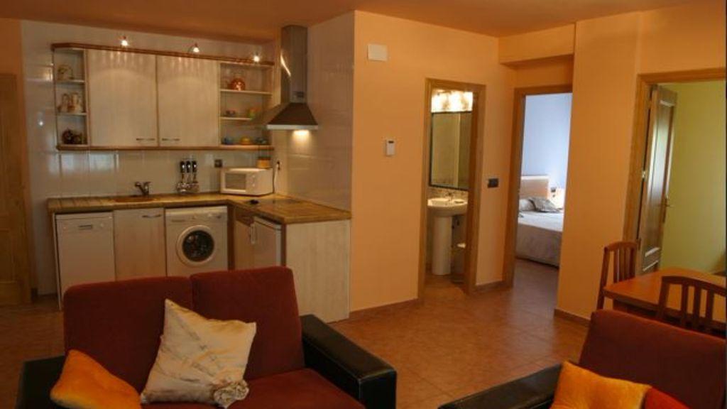 Apartamento fantástico de 2 dormitorios en Huesca