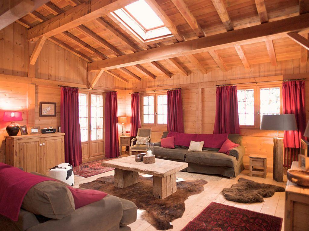 Vivienda en Chamonix con balcón