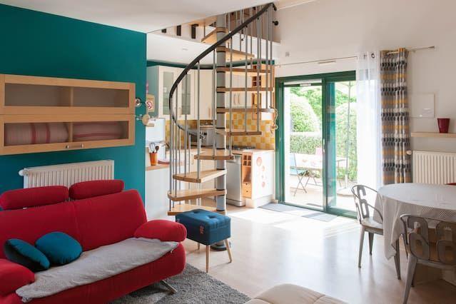 Alojamiento en Belz de 4 habitaciones