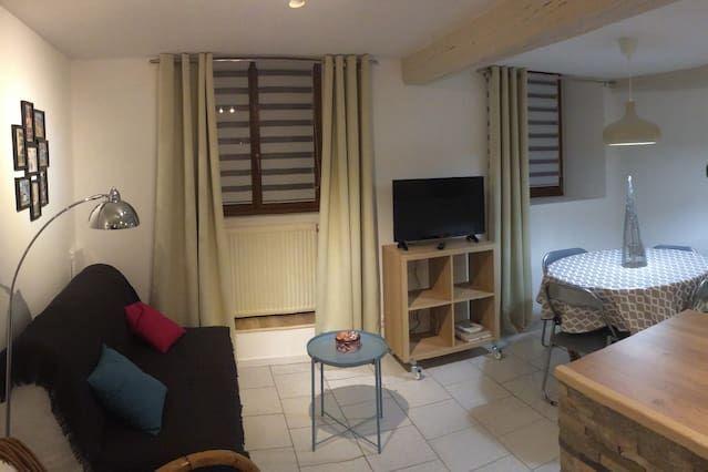 Apartamento con wi-fi en Soultz-haut-rhin