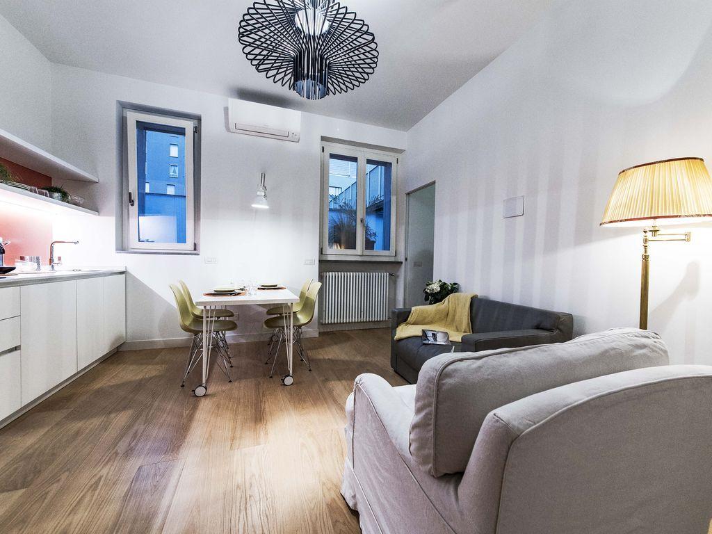 Equipada residencia de 50 m²