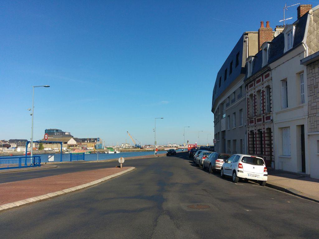 Casa con parking incluído en Fécamp