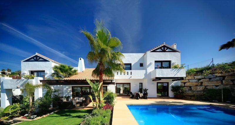 New modern villa. East  star
