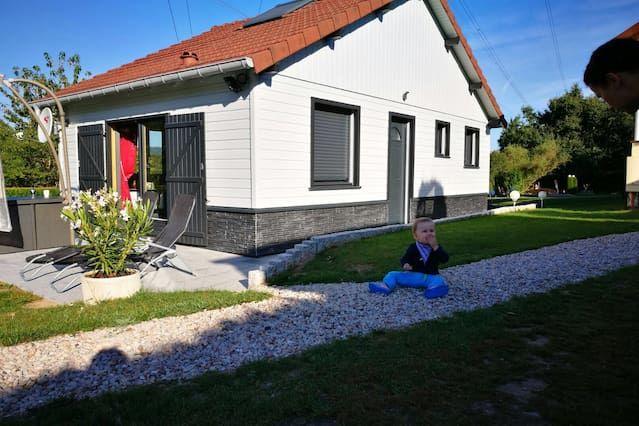 Casa equipada de 60 m²