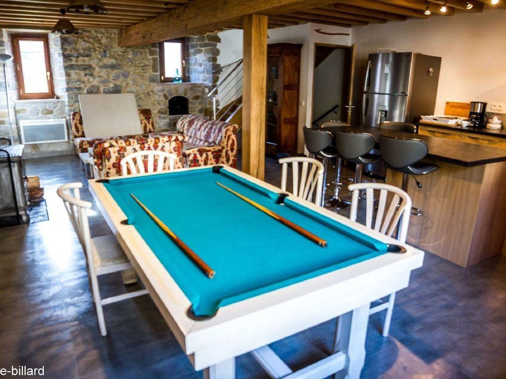 Equipado alojamiento de 150 m²