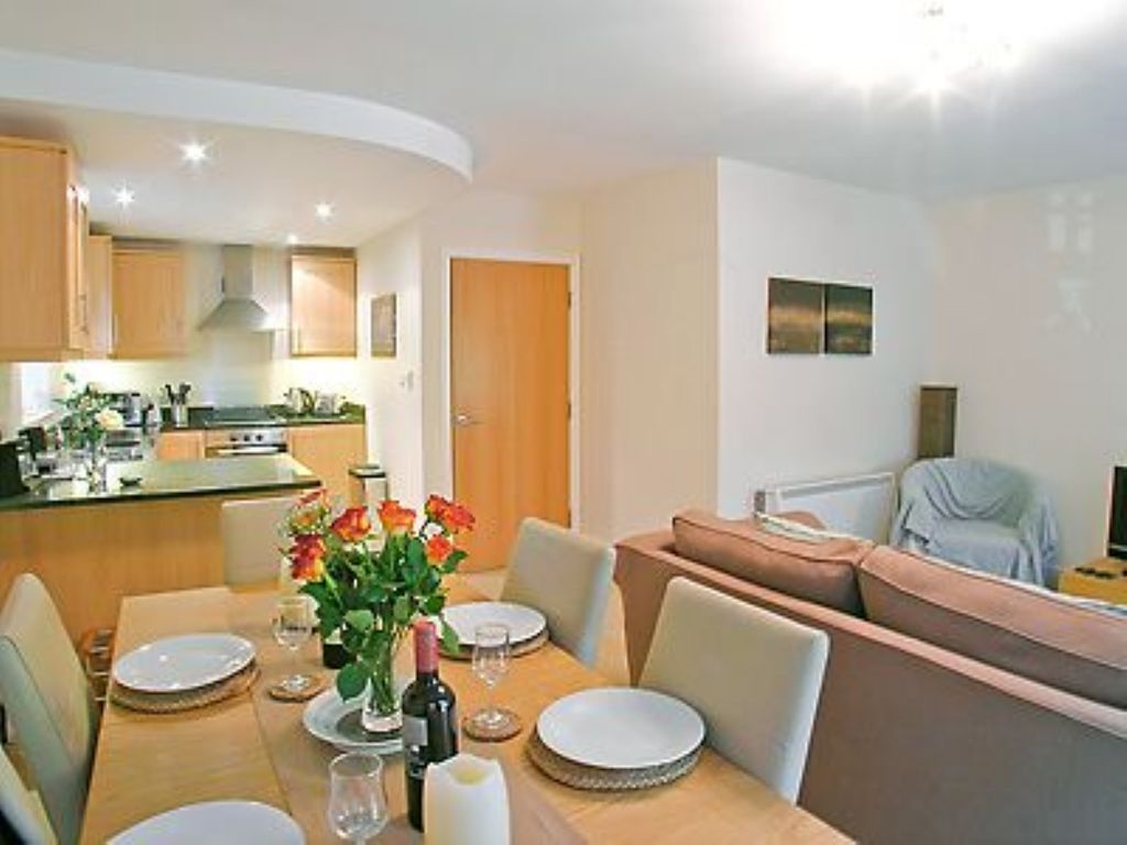 Central apartment for 4 in York