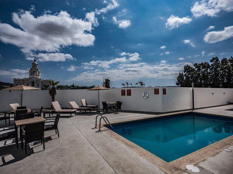 Exclusiva vivienda con piscina