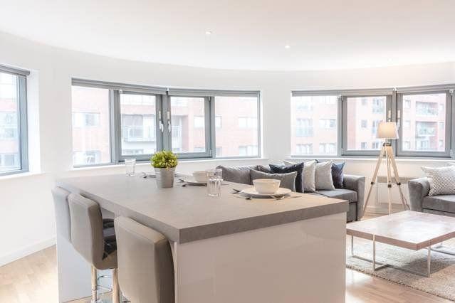 Apartamento provisto en Liverpool