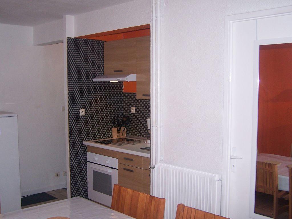 Piso de 25 m² de 1 habitación