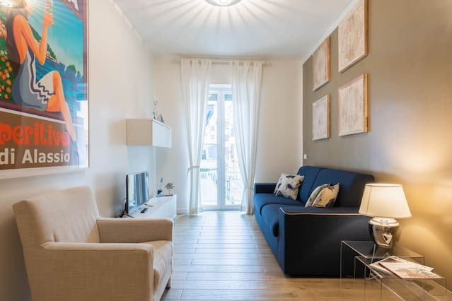 Appartamento ben equipeggiato di 1 stanza