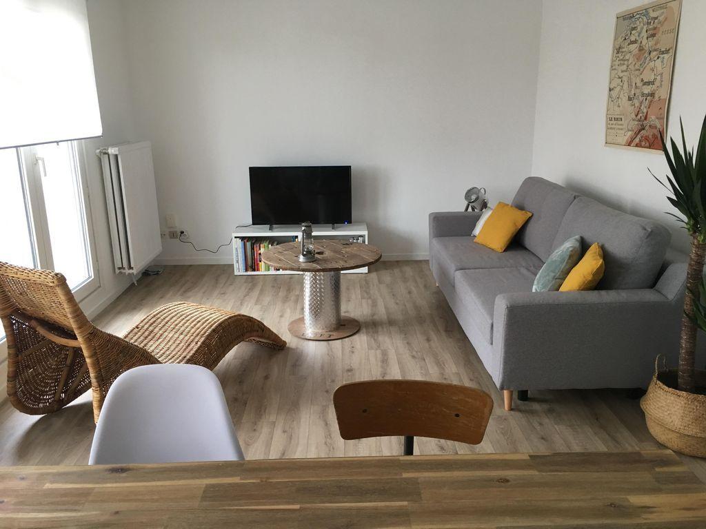 Práctico apartamento de 75 m²